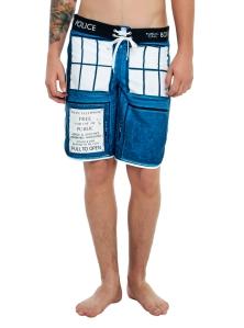 DoctorWHo trunks