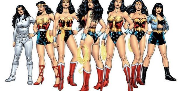 How to create a wonder woman costume-2505