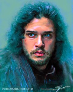 jaw-dropping-fan-art-beautifully-depicts-game-of-thrones-characters-458443