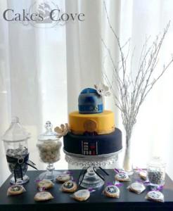 Cakes Cove Star Wars cake
