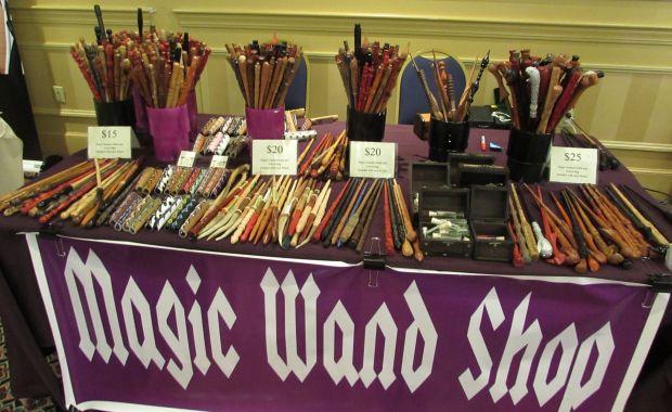 hungarian wand shop