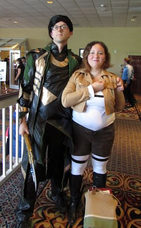 Loki and Scout
